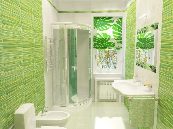 Дизайн ванна санузел