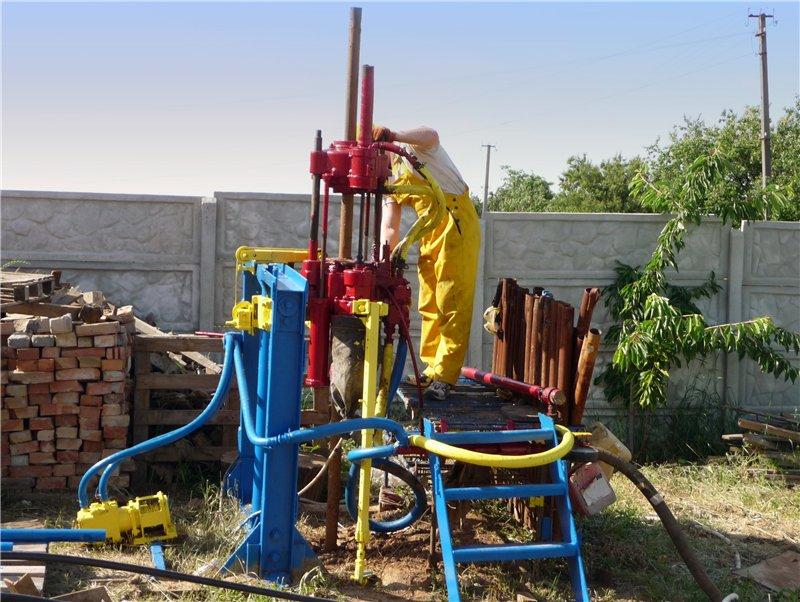 Стоимость буровых работ для геотермального отопления